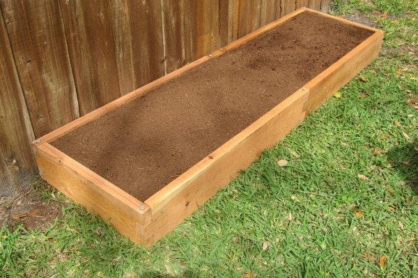 Raised Garden Bed 2x8