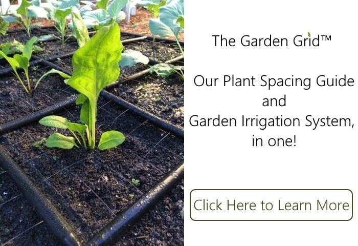 The Garden Grid watering system