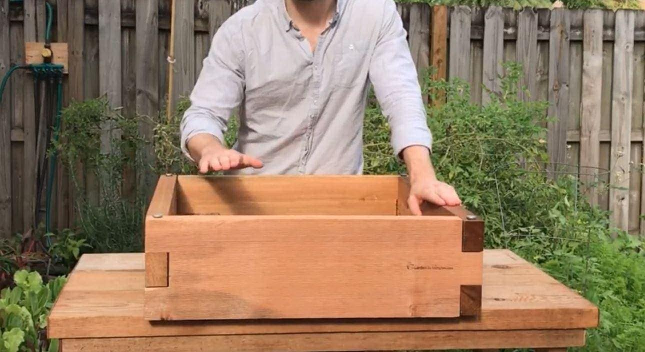 Filling Raised Garden Beds, Overfill Them