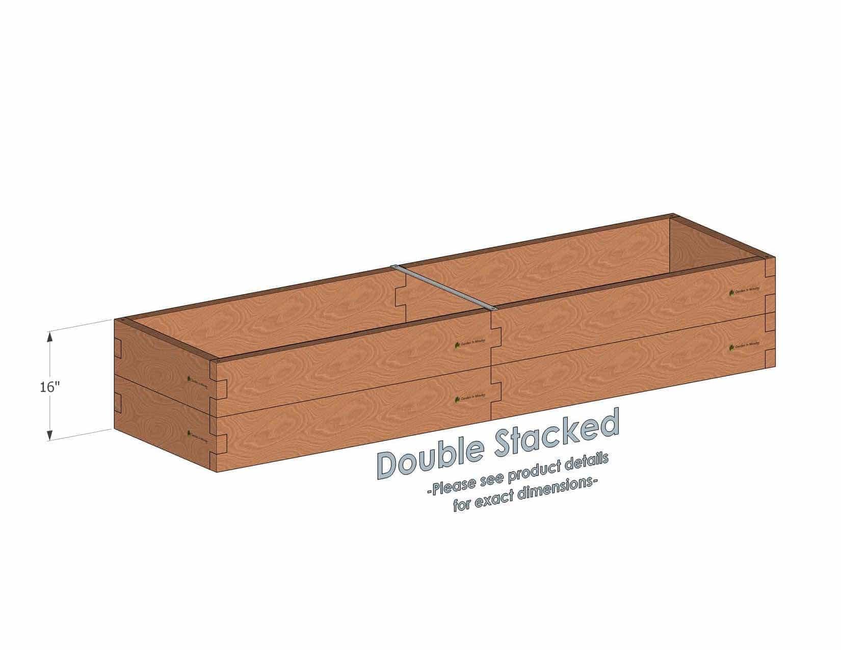 how to build a raised cedar garden box