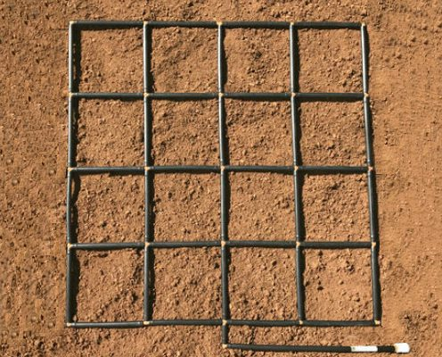 4x4 Garden Grid watering system New2