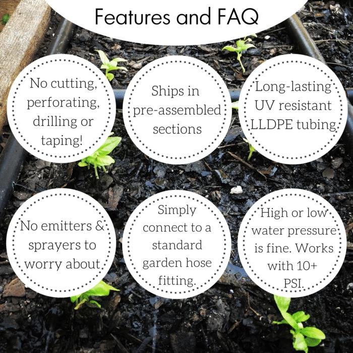 Garden Grid Features & FAQ
