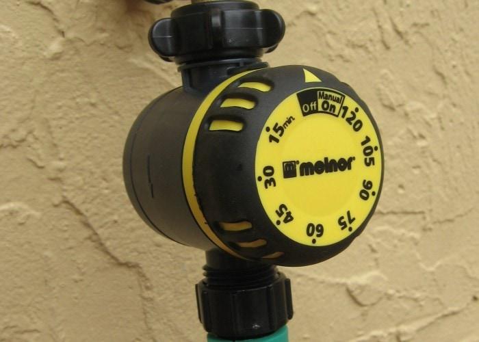 Garden Hose Timer Chronometer