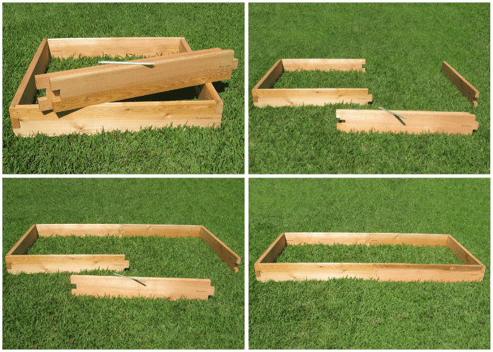 Expandable Raised Garden Beds (2)