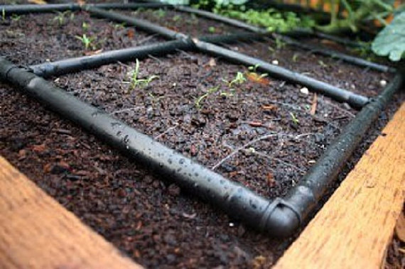 The Garden Grid Watering System 1x4 Garden In Minutes