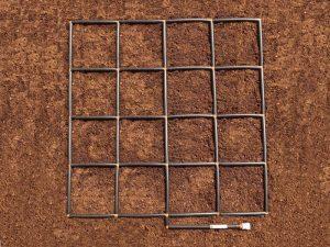 Garden Grid watering system 4x4