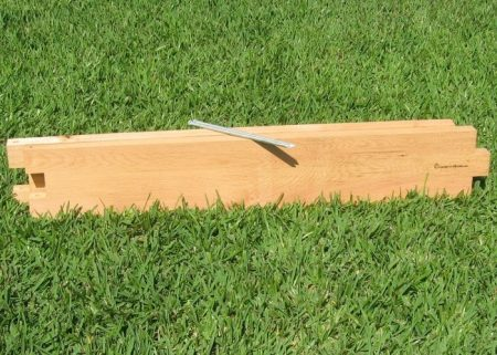 4ft Cedar Raised Garden Bed Expansion Boards