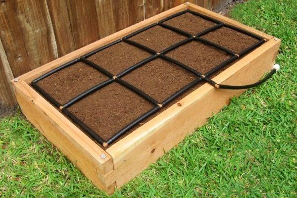 Amazing 2×4 Raised Garden Kit