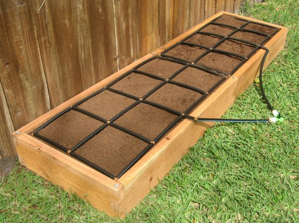 Raised Garden Kit 2x8