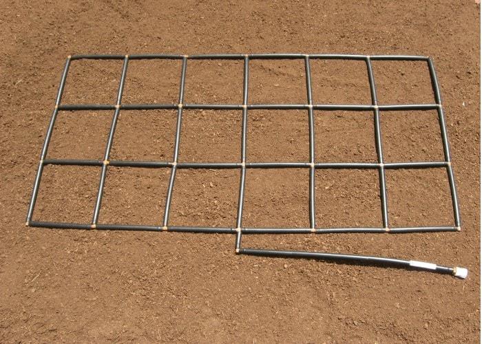 3x6 Garden Grid