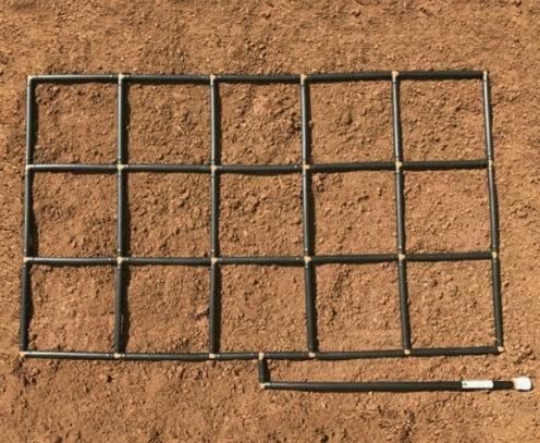 3x5 Garden Grid watering system_Newer