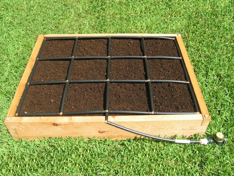 3x4 Raised Garden Kit