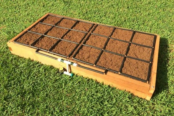 3x6 Raised Garden Kit New