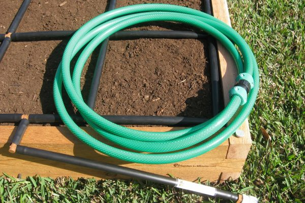 Shorter Length Garden Hose