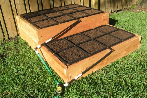 Tiered Raised Garden Kits
