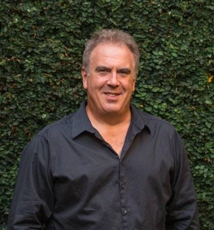 Tom Traficante Garden Grid Inventor