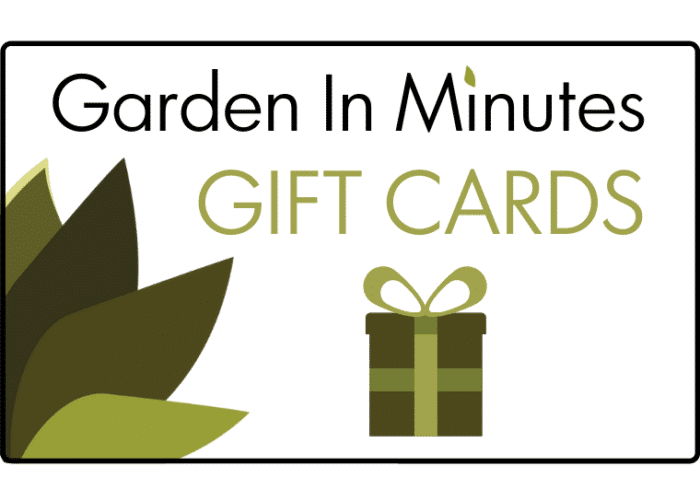 Garden In Minutes eGift Card