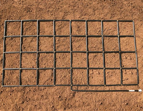 4x8 Garden Grid watering system (1)