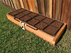 2x6 Raised Garden Kit New