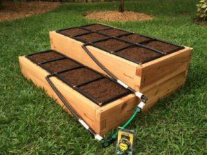 Tiered Raised Garden Kits