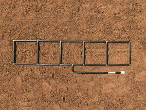 1x5 Garden Grid watering system