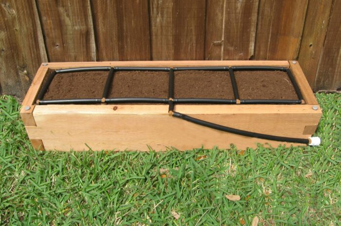 The Garden Grid™ Watering System - 1x4