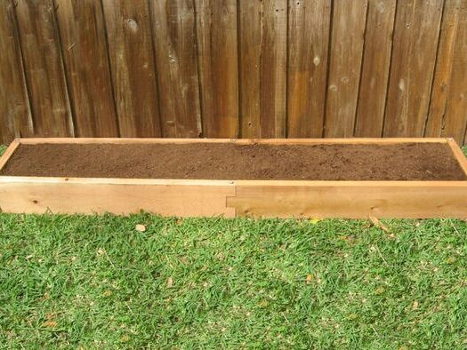 1x8 Raised Garden Bed