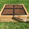 2x2 Raised Garden Kit