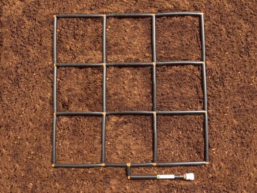 The Garden Grid™ Watering System - 3x3