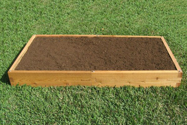 3x6 Raised Garden Bed