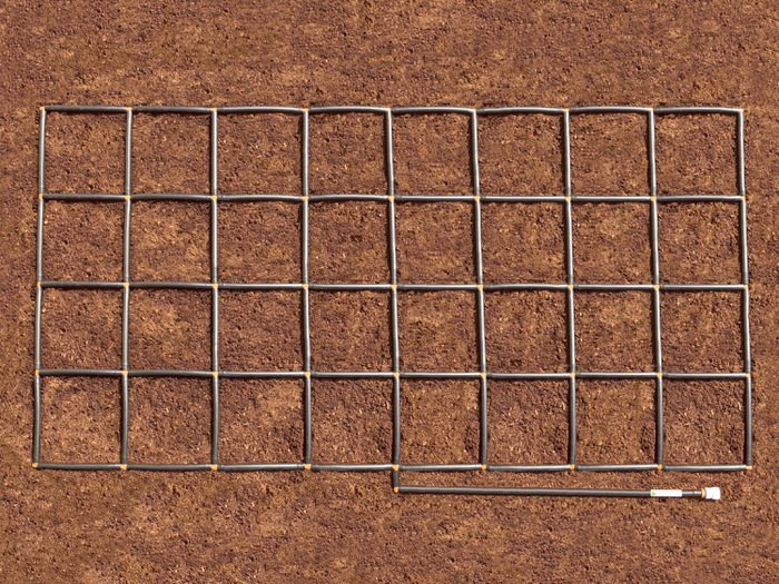 The Garden Grid™ Watering System - 4x8