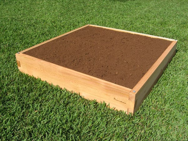 4x4 Raised Garden Bed