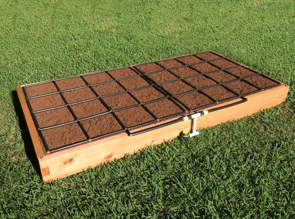 4x8 Raised Garden Kit