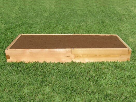2x6 Raised Garden Bed