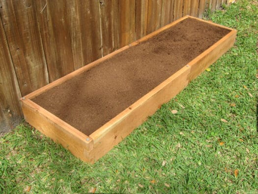 2x8 Raised Garden Bed