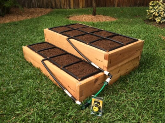 Tiered Raised Garden Kit 4x3