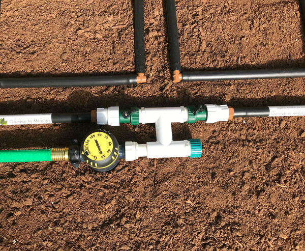 Multi-Garden Grid™ Connection Manifold
