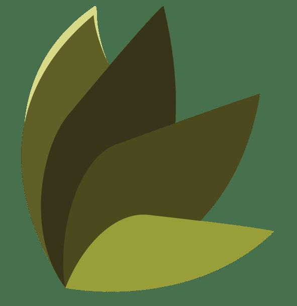 Garden In Minutes leaf logo