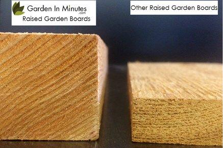 3x6 Raised Garden Kit
