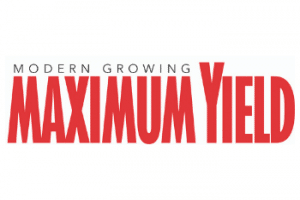 Maximum Yield Magazine Logo