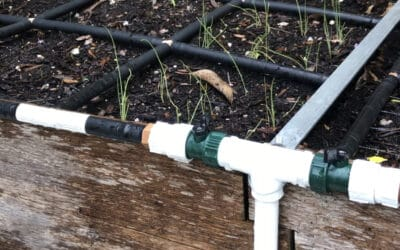 GIM Q&A – Adjusting Garden Grid™ water streams from a drip to a full stream.